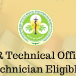The list of eligible and ineligible for the post of Lab Technician released