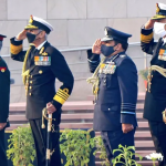 On Navy Day 2020, Indian Navy Pays Tribute To Martyrs' Supreme Sacrifice
