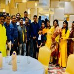 The students of Durga College rejuvenate the alumna meet,