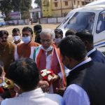Chief Minister arrives in Bastar for two-day stay