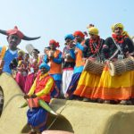 Chhattisgarh state tableau based on musical instruments received national media appreciation