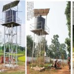 Availability of water from solar dual pump is becoming very useful for villagers