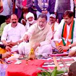 Animal Husbandry Minister Shri Patel performed 9 crore tap-water schemes in 9 villages