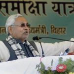 Asked about law and order, Nitish tells media not to demoralise police