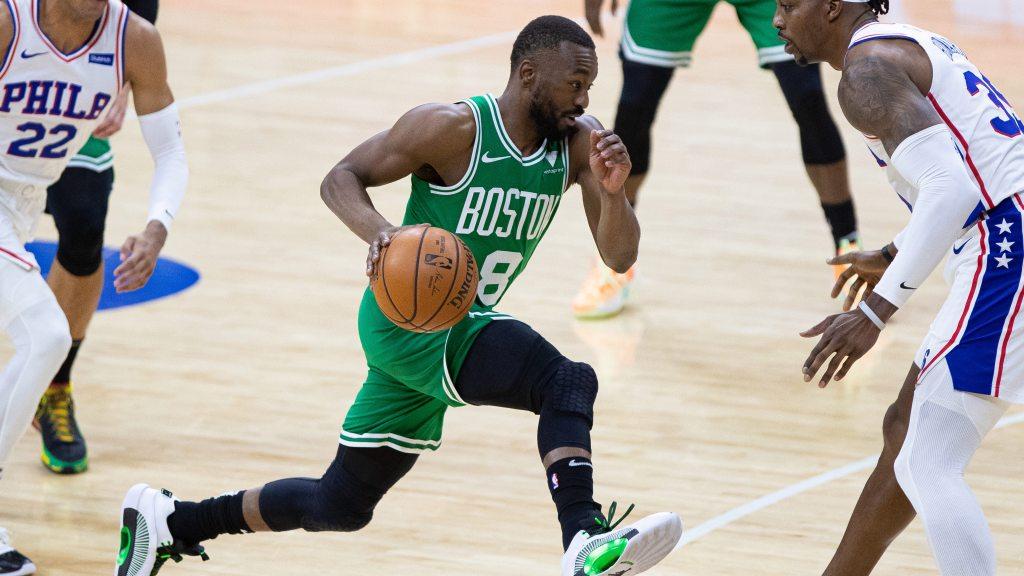 Boston Celtics practice report: Kemba Walker's minutes increasing, Jayson Tatum closer to return