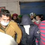 Caught at Singhu border by farmers, youth says was part of plot to incite violence, kill union leaders