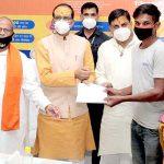 Effective control over corona in Ujjain