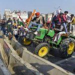 Farmers protest intensifies, several Delhi Metro stations gates closed