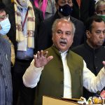 Govt willing to address apprehensions of protesting farmers: Tomar