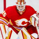 Jacob Markstrom blanks the Canucks in his Flames home debut
