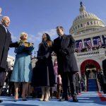 Joe Biden fiery inauguration speech highlights top quotes speech full text