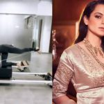 Kangana Ranaut sets fitness goals with latest workout video; watch