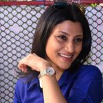 Konkona Sensharma didn't have a matching blouse with her sari, here's what she did