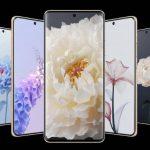 Looks similar to Samsung Galaxy S21 series