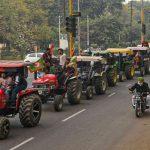 Republic Day tractor march Farmers Delhi Police gives permission latest news