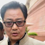 Rijiju: Area where China built village under occupation since Cong regime