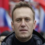 Russian opposition leader Alexei Navalny detained upon arrival from Germany