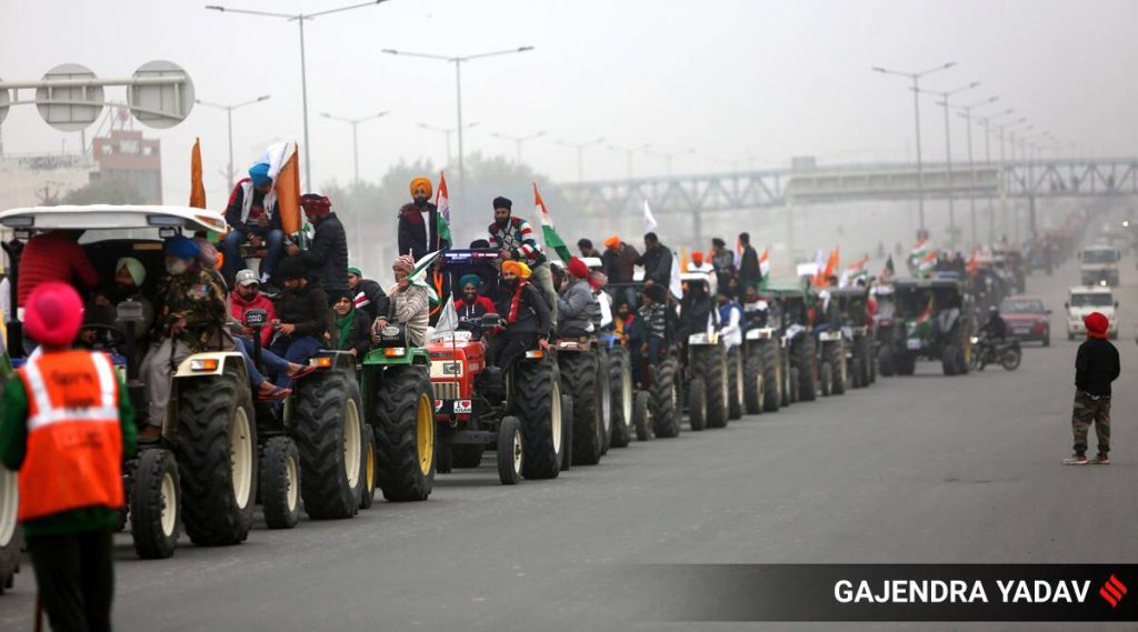 SC stays farm laws, but Punjab villages refuse to pause preparations for Republic Day tractor parade