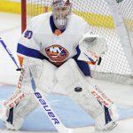 Semyon Varlamov, Petr Mrazek record shutouts on night two of 2020-21 NHL regular season