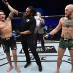 UFC 257 Fighter Salaries, Incentive Pay & Attendance
