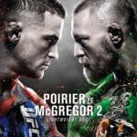 UFC 257: Poirier vs McGregor 2 Results