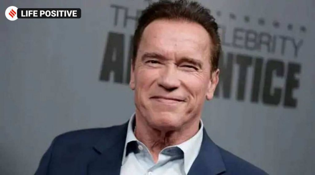 Arnold Schwarzenegger, Arnold Schwarzenegger inspirational speech, Arnold Schwarzenegger speech, Arnold Schwarzenegger inspirational speech, Arnold Schwarzenegger indian express, indian express news